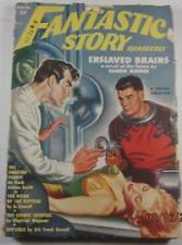 FANTASTIC STORY PULP WIN 1951 EANDO BINDER CLARK ASHTON SMITH FRANK BELKANP LONG