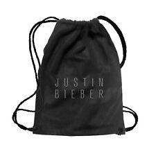 JUSTIN BIEBER - Justin Bieber - Logo - Turnbeutel / Rucksack / Gymbag