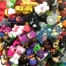 "Random Lot 10PCS Ooshies DC Comics/Marvel/TMNT 1.5"" Figure Movies Toy Doll Gift"