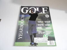 FEB 1988 GOLF - vintage magazine - YEARBOOK
