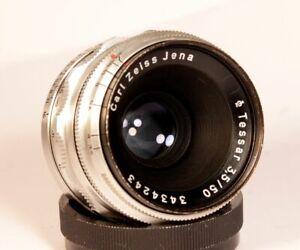 Carl Zeiss Jena Tessar 3,5 / 50 M42