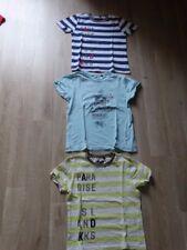 lot 3 tee shirt IKKS garçon 6 ans TTBE