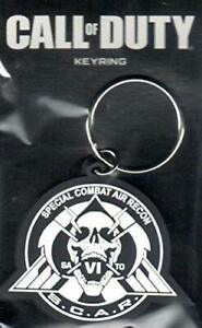 Call of Duty KEYRING S.C.A.R Combat Air Recon Infinite 'New' STOCKING FILLER