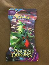 Pokemon Trading Card Game Ancient Origins 10 Additional Game Cards