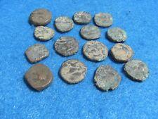 RARE Lot (15) pc.  Kushan/ Indo-Greek  Kingdoms  Bronze