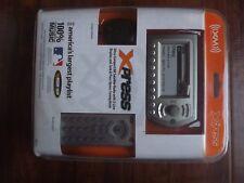 New Sealed Audiovox Xmck-10 Xm Xpress Satellite Radio & Car Kit