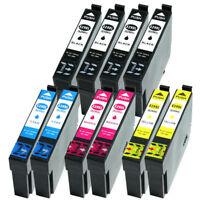 10- TINTE PATRONEN für Epson XP245 XP342 XP442 XP235 XP332 XP335 XP432 XP435 Set