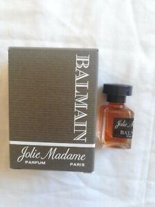 Jolie Madame de Pierre Balmain extrait de parfum vintage
