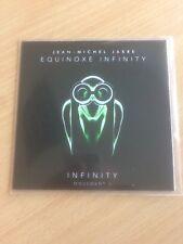 JEAN MICHEL JARRE - INFINITY MOVEMENT 6  EQUINOX GENUINE RCA UK 2 TRACK PROMO CD