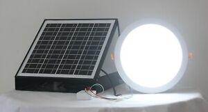 Skylight 300mm Round 18W Solar Shaftless Bright Easy DIY Guidelines 2yr Warranty