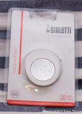 Bialetti Moka Express 2 Cup Seal Filter Kit Coffee Replacement Fiammetta