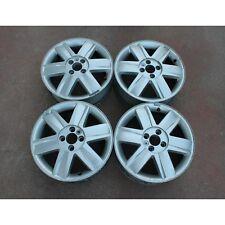 Set 4 cerchi lega 16x6,5J ET49 4X100 Renault Megane Mk2 02-06 (24057 82-5-D-1)
