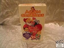 Alvin and the Chipmunks - Love Potion #9 (VHS, 1994) Brand New
