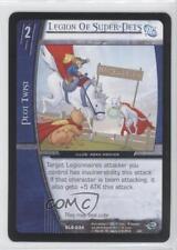 2006 VS System DC Super Heroes #DLS-034 Legion of Super-Pets Gaming Card 3v2