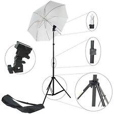 Kit Estudio DynaSun W968S Trípode Portalampára Paraguas para Antorcha Flash