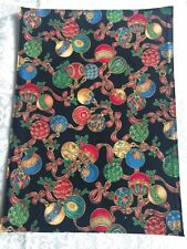 "Placemats 4 Christmas 17""x12"" Lennox Cotton"