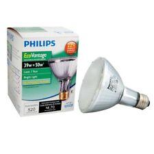 Philips 419747 Halogen PAR30L 50 Watt Equivalent 25 Degree Flood Light Bulb