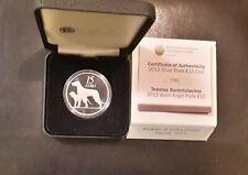 Irish proof  Silver Coin 2012. (Hound) €15