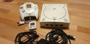 Console Sega Dreamcast Pal Fr Tbe