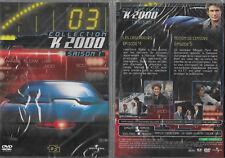 DVD - K 2000 avec DAVID HASSELHOFF / NEUF EMBALLE - NEW & SEALED