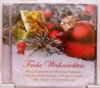 Frohe Weihnachten + CD + Bekannte Chöre singen die beliebtesten Weihnachtslieder
