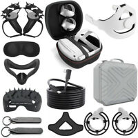 VR Accessories For Oculus Quest 2 All-in-One Virtual Reality Gaming Headset lot