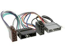 Mueta USB CD Radio Chrysler Grand Voyager RG ab2002 1-din diafragma ISO adaptador set
