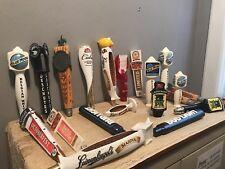 Vintage Beer Taps Blue Moon Budweiser Lakefront Samuel Adams Beer