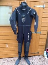 TYPHOON Neo Quantum Scuba Diving Dry Suit - Size Large Broad