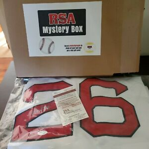 Wade Boggs Autographed Jersey- Brand New JSA Authenicated FREE PRIORITY SHIP!