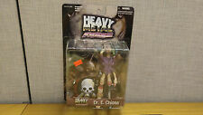 N2 Toys Heavy Metal FAKK 2 Dr. E. Chiona Action figure, New!