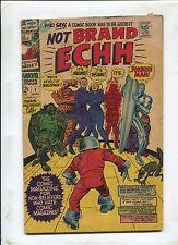 Not Brand Echh #1-5 ~ Forbush Man Charlie America Bulk ~ (Grade 5.0-6.5)WH