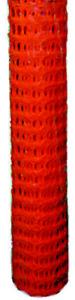 ORANGE SAFETY/BARRIER FENCING  4FT X 100FT