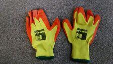 2 x Portwest gardening / work gloves, size L, brand new