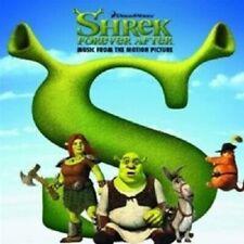 SHREK FOREVER AFTER (SHREK IV) SOUNDTRACK CD NEU