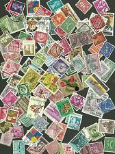 Worldwide Stamps Collection . Lots 100+ different stamps.