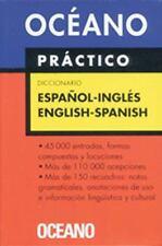 Diccionario Oceano practico espanol-ingles (Diccionarios) (Spanish Edition)