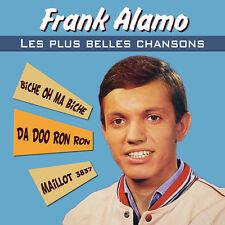 CD Les plus belles chansons de Frank Alamo