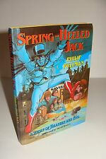 Spring-Heeled Jack By Philip Pullman UK 1st/1st 1989 Doubleday Hardcover