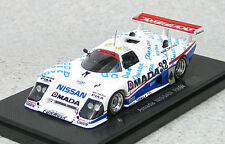 Ebbro 44508 Amada Nissan R85V ( White / Blue ) 1/43 scale