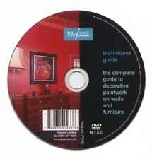Polyvine Complete Guide to Faux Painting DVD (2011)