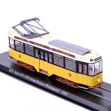 1/87 Atlas Tram Model RET,Serie 471-570(AllanBeijnesWerkspoor) 1931 Model Figure