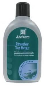 """Produit Lustrant pour Métal """" Renovateur Tous Metaux """" 500ml"""