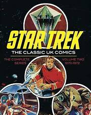 Star Trek The Classic UK Comics Volume 2 by Idea & Design Works (Hardback, 2017)