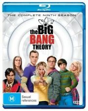 The Big Bang Theory M Rated Movie DVDs & Blu-ray Discs