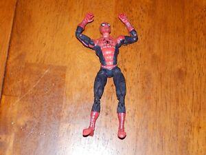 """Vintage 2006 Hasbro 6"""" Spider-man Action Figure - Marvel - Super Detailed!"""