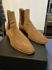 Saint Laurent Men's Chelsea Boots Size 45