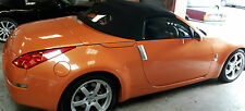 Nissan 350Z 2003-2009 Mohair+Glass Hood/Roof Fitted  £920