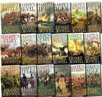 Bernard Cornwell Sharpe Collection Audiobooks(M.P.3)Unabridged📧eMail-Delivery📧