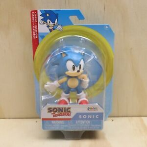 2021 Jakks Sonic The Hedgehog Classic Sonic 2.5 Inch Action Figure - New